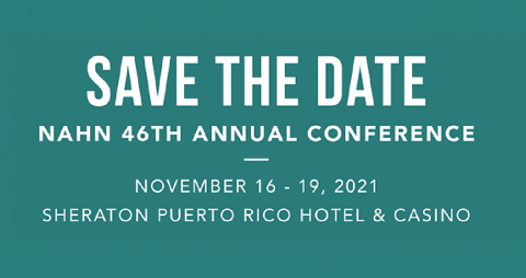 save the date 46th Annual Conference
